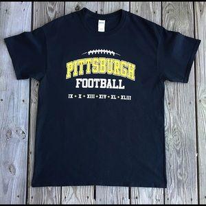 Pittsburgh Football Tee